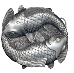 Grey Scaled Fish