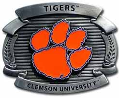 OCB69 Clemson Tigers Buckle