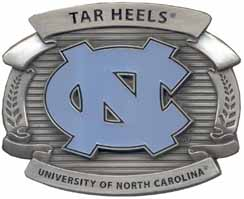OCB9 UNC North Carolina Buckle