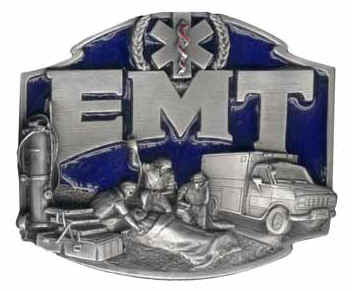 EMT Paramedic Logo