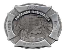 2010 American FF Commemorative Buckle