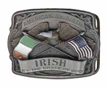 B52E Irish by Grace buckle