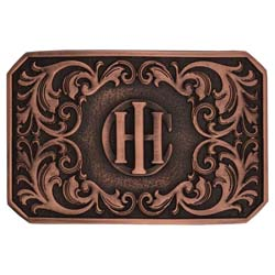 IH Buckles International Harvester And Tractor