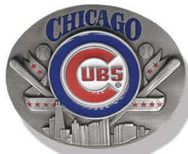 Chicago Cubs buckle