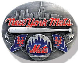 New York Mets buckle
