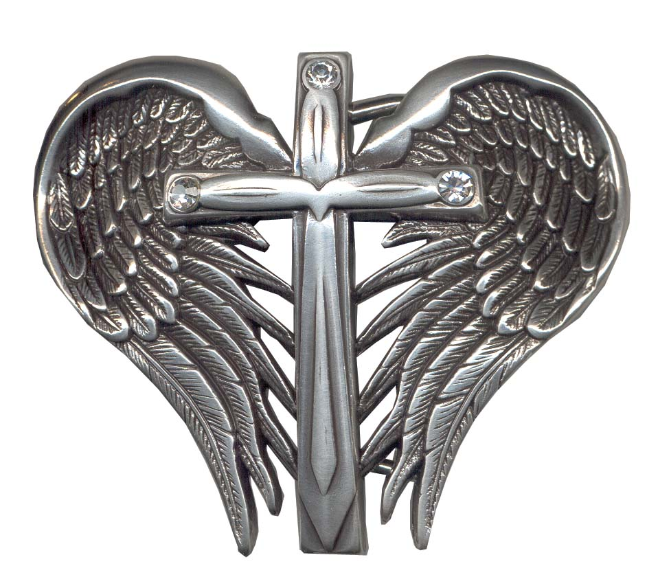 religious belt buckles