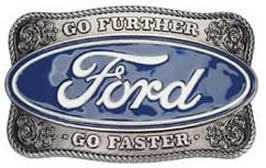 Ford buckle go further